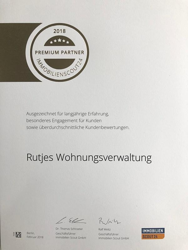 Rutje Wohnungsverwaltung bei Immobilienscout 24