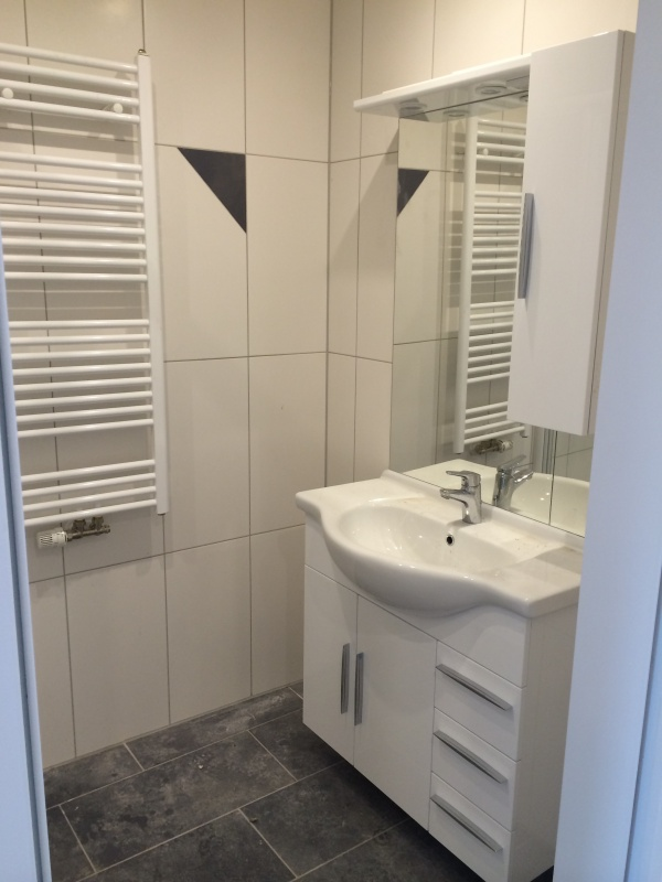 kleines Bad mit Dusche 2 - Rutjes Wohnungsverwaltung ...